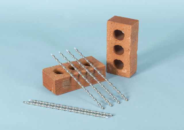 Remedial Wall Ties - Helical