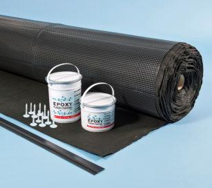 Basement Waterproofing Membrane Twistfix