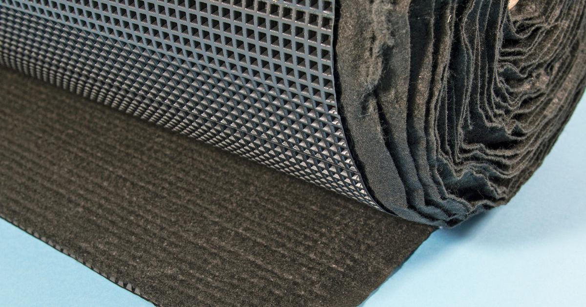 External Waterproofing Membrane Geotex Foundation